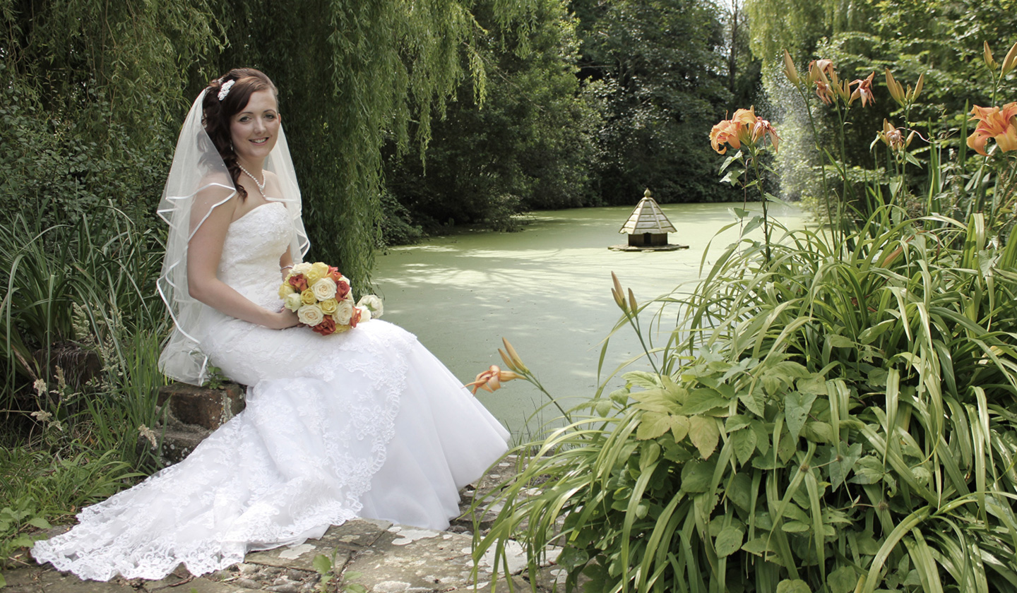 Wedding photography by Katherine Edden